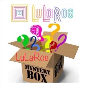 A great  Lularoe mystery box